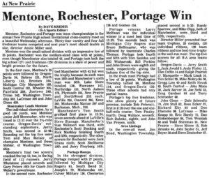 Portage Win