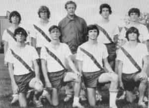 1972 PHS XC team