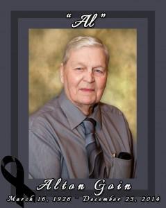 Remembering Alton Goin