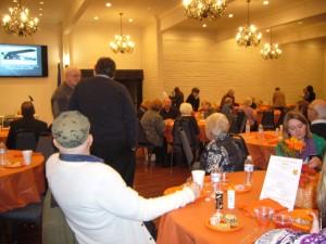 Members in attendance.