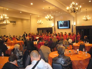 """Children from Kyle School singing for the Historical Society and their parents. They did an amazing program with patriotic songs as well as 5 from the Disney movie """"Frozen."""" BRAVO children, bravo!!!"""