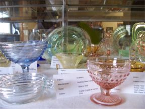 Depression-era glass