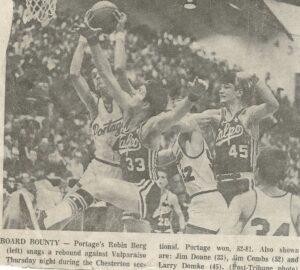 Post Tribune 2/26/71 courtesy of Chris Lajcin