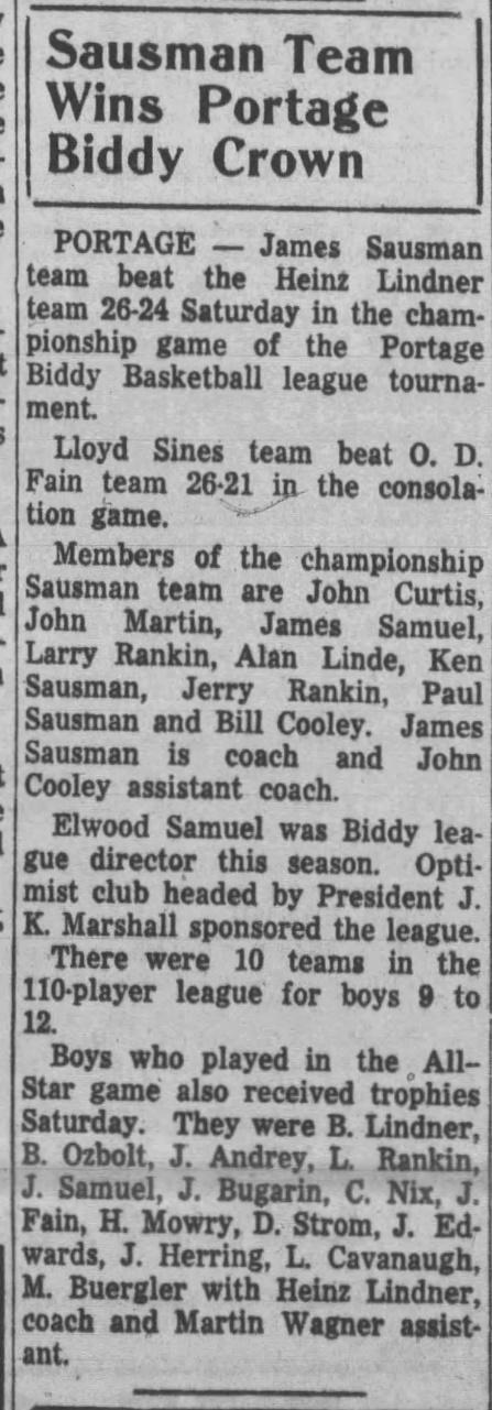 VM March 20, 1961