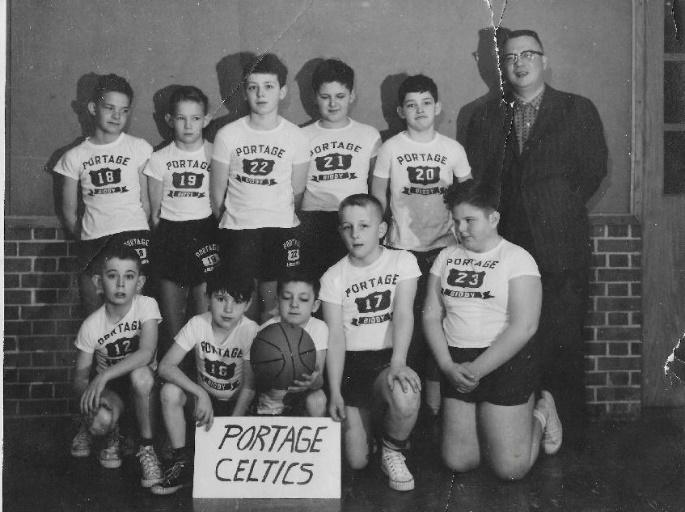 1960/61 team