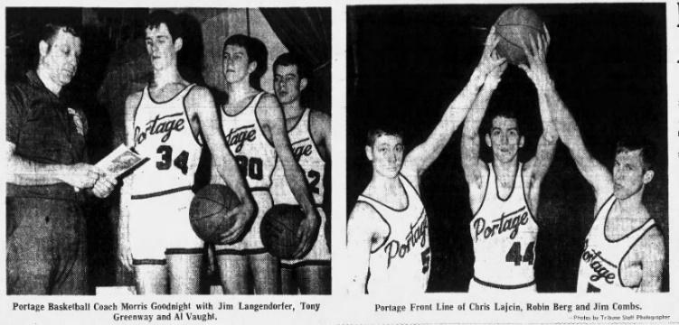 South Bend Tribune 3/3/71