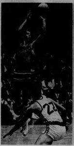 Antilla shooting versus Chesterton - VM 2/25/72