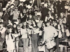 Pep Band 1972 Legend