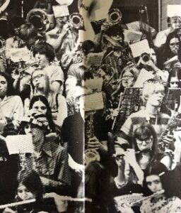 The always fantastic PHS Pep Band