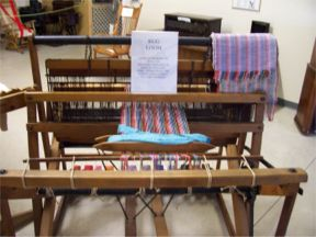 An old loom