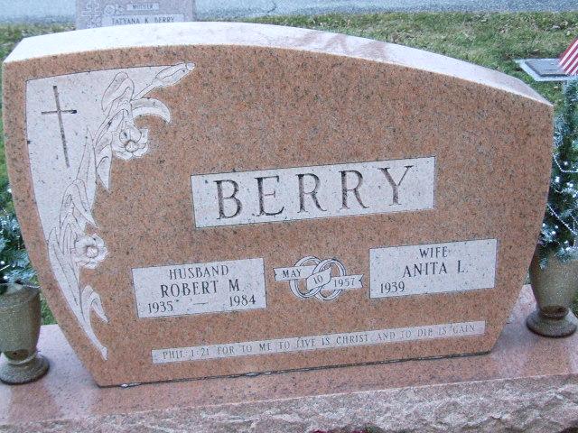 BERRY Robert M. dod 1984 & Anita I. DSCF2125.JPG