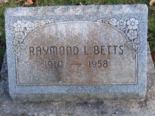 BETTS RAYMOND L. DOD 1958 S16 S17 .JPG