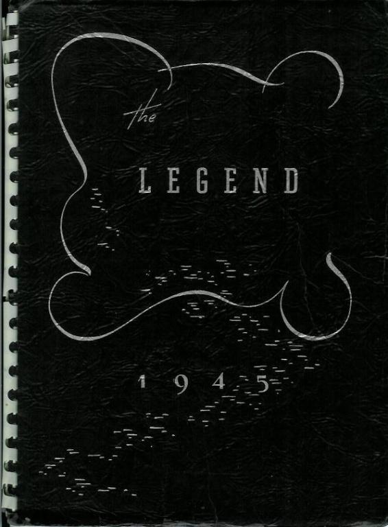 PHS yearbook 1945 Cover.JPG
