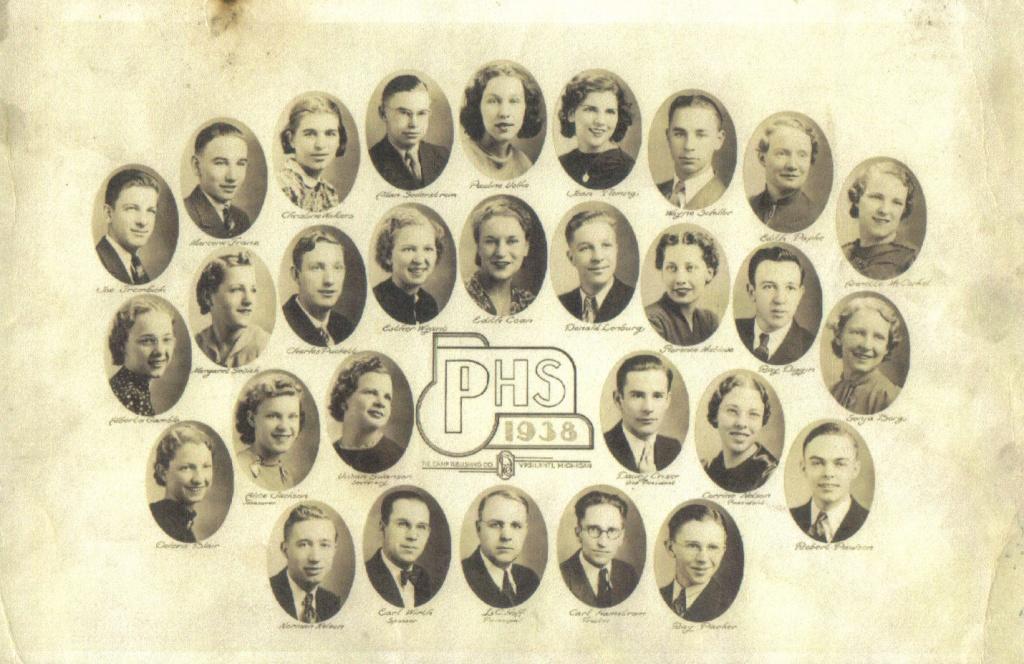 Portage High School  Class of 1938.jpg