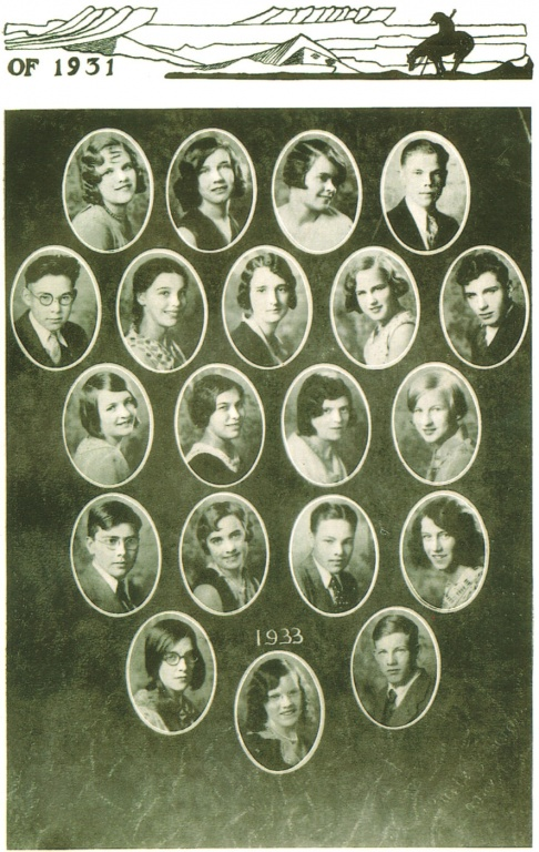 Portage High School Class of 1931.jpg