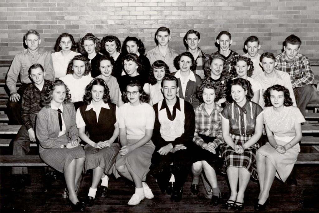 1948 Yearbook-Spanish Club.jpg