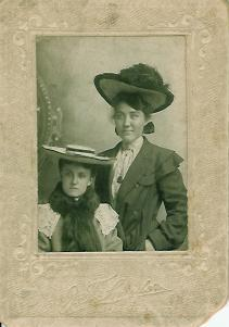 Anna Johnson and Grace Isbey Dombey.JPG