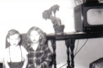 Shirley, Tom and our 12 inch TV.jpg