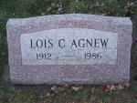 AGNEW Lois C. dod 1986 DSCF2209.JPG