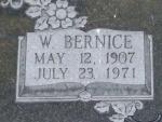 ALEXANDER W. Bernice dod 1971 DSCF1973.JPG