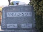 ANDERSON EDWARD DOD 1960 & AMELIA DOD 1950.JPG