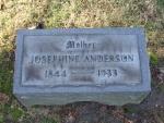 ANDERSON Josephine dod 1933 DSCF1218.JPG
