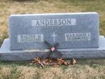 ANDERSON Walter M. dod 1991 & Marjorie I. dod 1990 DSCF1855.JPG