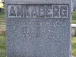 ANKABERG Sofia dod 1925 DSCF1243.JPG