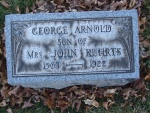 ARNOLD George son of Mrs.John KUHRTS dod 1922 0792 .JPG