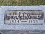 BARNEY Rose C. dod 1935  DSCF1133 .JPG