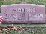 BARNTHOUSE Lauren Irvin dod 1993 & Helen Ann dod unknown DSCF1996.JPG