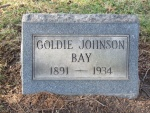 BAY JOHNSON Goldie dod 1934 DSCF1161 .JPG
