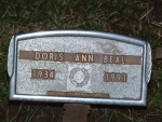 BEAL Doris Ann dod 1991 DSCF2321.JPG