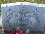 BELLAR Elizabeth dob 1920 dod 1991 1335.JPG