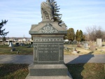 BENKE Charles M. Headstone S11 .JPG