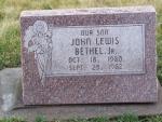 BETHEL John Lewis Jr. dod 1952 DSCF1860.JPG