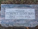 BIRD SLOAN Florence dod 1956 DSCF1166 .JPG