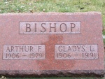 BISHOP Arthur F. dod 179 & Gladys L. dod 1991 DSCF1942.JPG