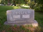 Wolfe Wm grave.JPG