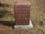 Geo. W Crisman headstone.jpg