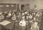 Portage Central 5th grade 1951.JPG
